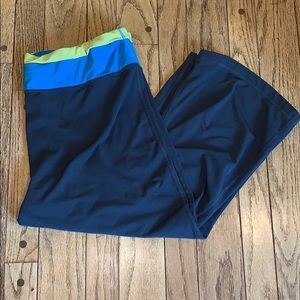 EUC Gapbody Capri Workout Pants